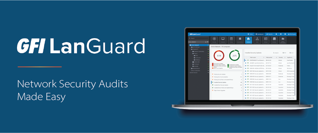 Network Security Audits Made Easy
