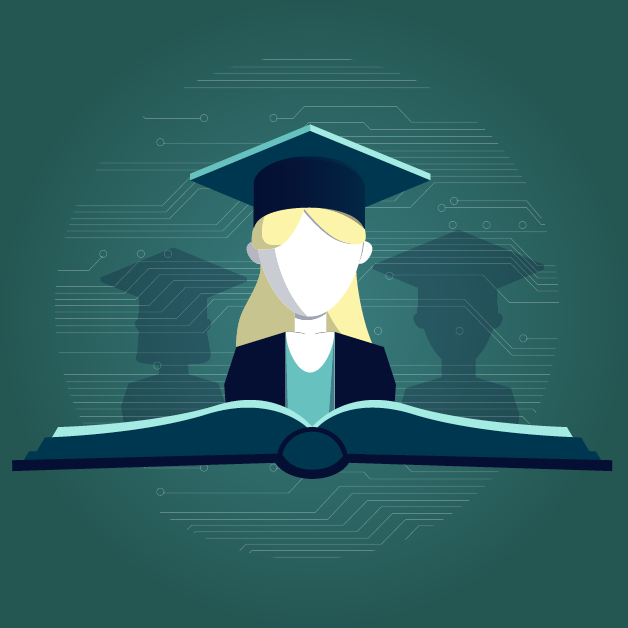 Ensuring education with network monitoring